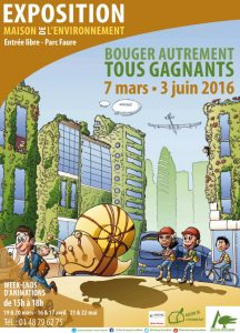 expo MDE bouger autrement tous gagnants