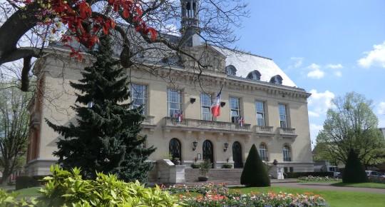 L'Hôtel de Ville d'Aulnay-sous-Bois. | © 93600INFOS.fr / Alexandre Conan