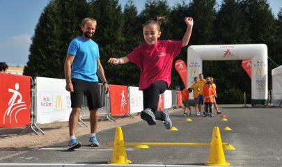 "Aulnay-sous-Bois accueille le village ""McDo Kids Sport"" ce mercredi. | &Copy; CDOS Morbihan"