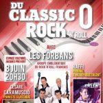 Les Forbans en concert le 8 juin prochain au Théâtre Jacques Prévert
