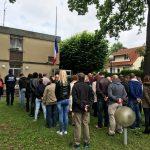 Aulnay-sous-Bois rend hommage aux policiers tués à Magnanville