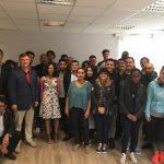 A Aulnay, l'école du numérique Simplon clôture sa première année avec succès