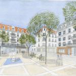 Quel avenir pour la Place Jean-Claude Abrioux ?