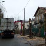 Des platanes malades sont abattus dans plusieurs rues d'Aulnay-sous-Bois