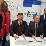Chantiers du Grand Paris Express : la Société du Grand Paris s'engage en matière d'emploi et d'insertion