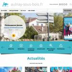 Un nouveau site internet pour la Ville