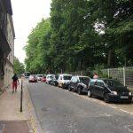 L'association Aulnay Environnement propose de supprimer des places de stationnement avenue Dumont (MAJ)