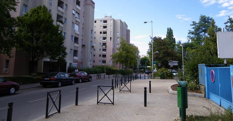 Le trafic rôde depuis de nombreuses années dans les quartiers du Gros Saule à Aulnay, et ceux des Beaudottes à Sevran. | (C) Iodure 2049