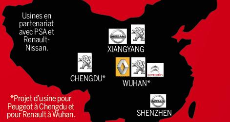 PSA Dongfeng 4 - Capital