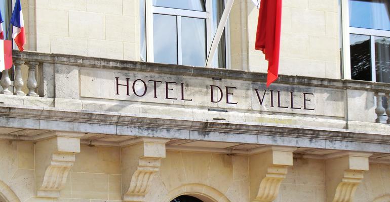L'hôtel de ville, haut lieu de décision dans une ville. | (C) 93600INFOS / Alexandre Conan