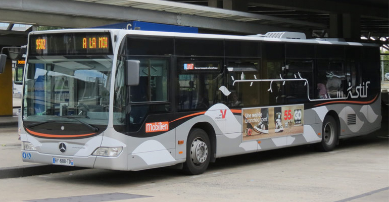 Des perturbations sont à prévoir sur les lignes CIF à compter de ce mercredi 22 avril suite à un préavis de grève. | (C) Transbus/Olivier MEYER