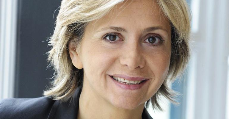 Hier, Valérie Pécresse était en visite de terrain à Aulnay-sous-Bois.   (C) DR