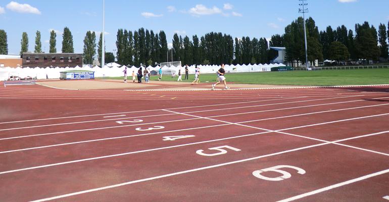 Le Stade du moulin-Neuf est un des 22 sites sportifs de la ville. | (C) 93600INFOS / Alexandre Conan