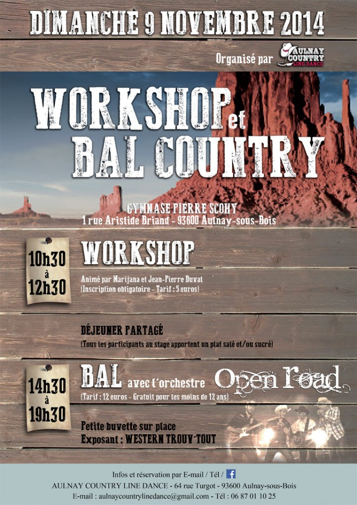 Affiche-bal-country-aulnay-2014 - ACLD
