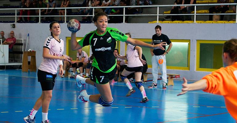 C'est face à un public conquis et venu en masse que les joueuses du Aulnay Handball se sont imposées à domicile face à des adversaires en difficultés.   (C) Aulnay Handball
