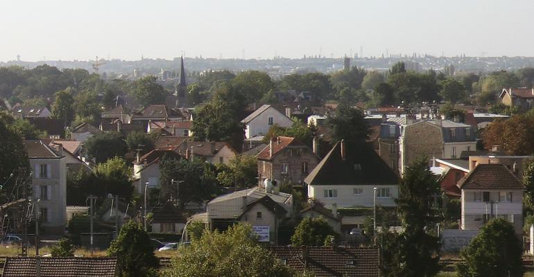 C'est dans le sud de la ville que résidaient les malfaiteurs.   (C) 93600INFOS / Alexandre Conan