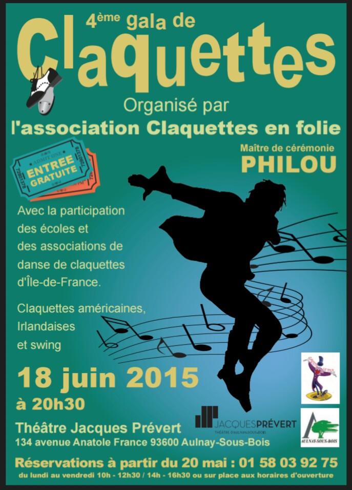 affiche_gala2015_claquettes_en_folie