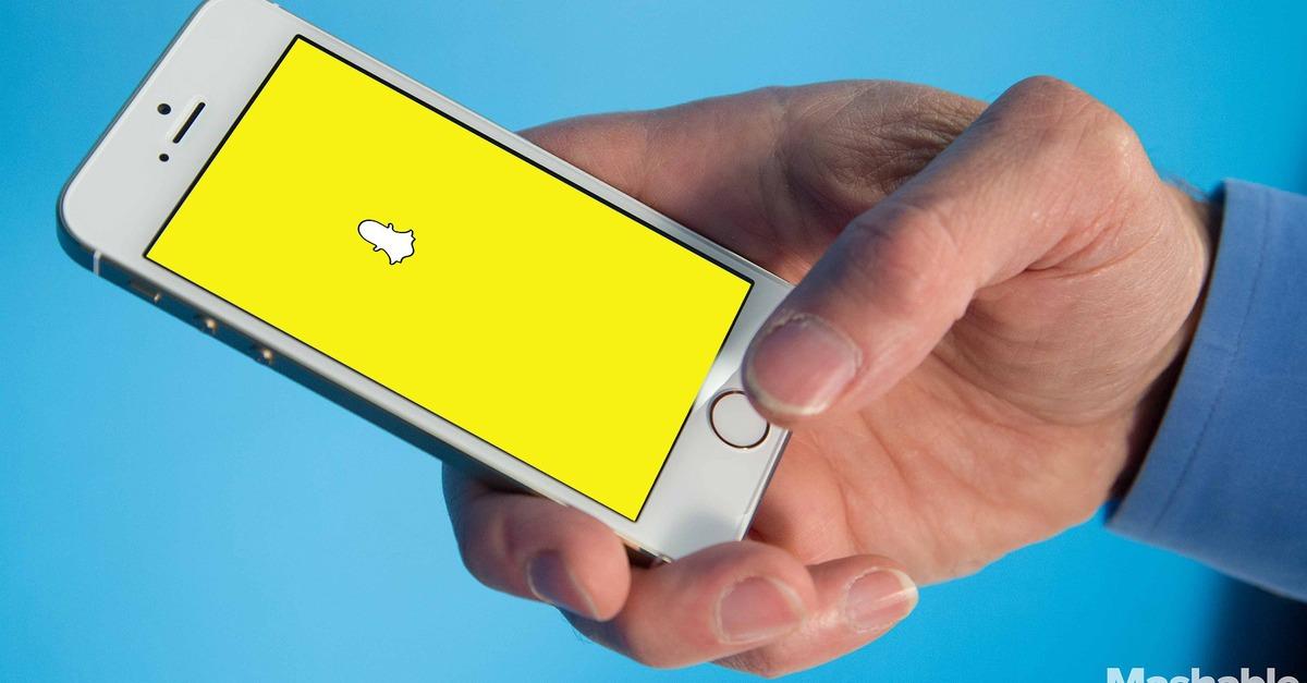 L'application Snapchat est utilisée par plus de 82 millions d'utilisateurs dans le monde. | (C) DR