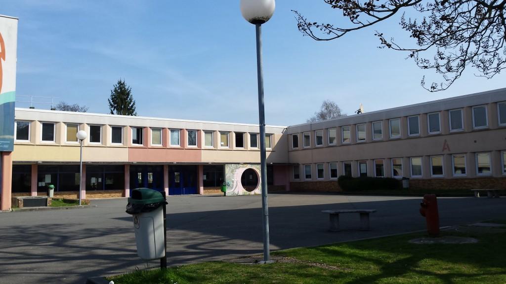 Le Lycée Jean Zay d'Aulnay-sous-Bois dispose d'une réussite importante au bac qui fait sa renommée dans tout le 93. | © 93600INFOS.fr/Alexandre Conan