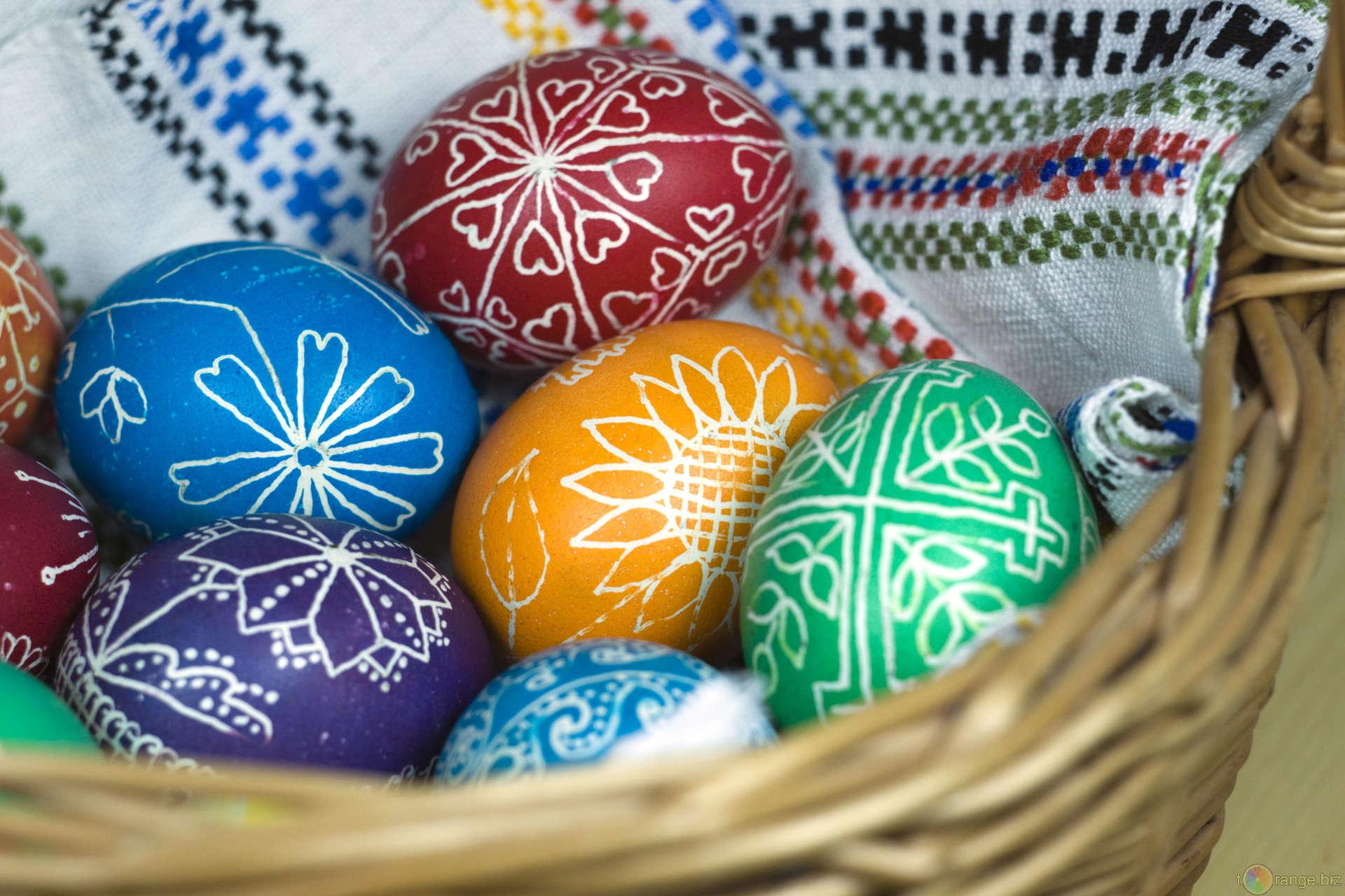 La chasse aux oeufs de Pâques est ouverte ! | (CC) torange.biz